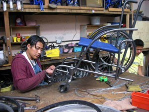 Wheelchair-Workshop(sm)