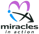 logo miracle in action