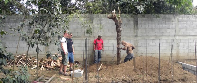 Construction in San Felipe
